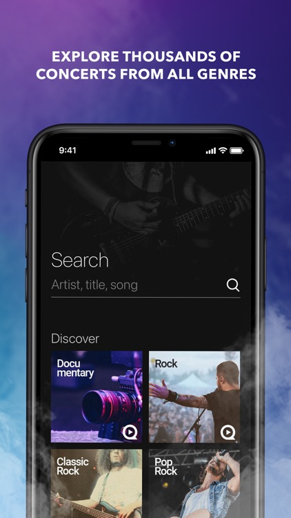 Qello Concerts & Live Music screenshot-4