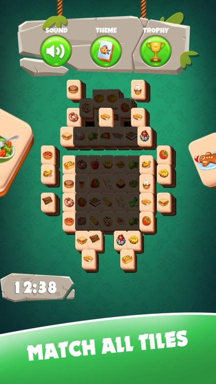 Onet Mahjong - Link Puzzle screenshot-3