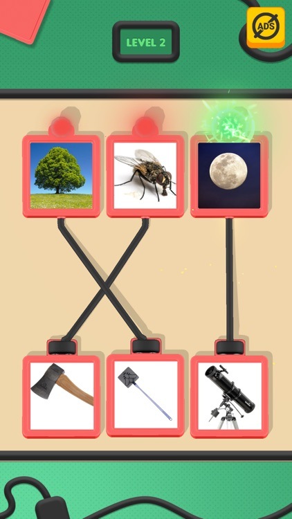 Connect It - Picture Quiz screenshot-5