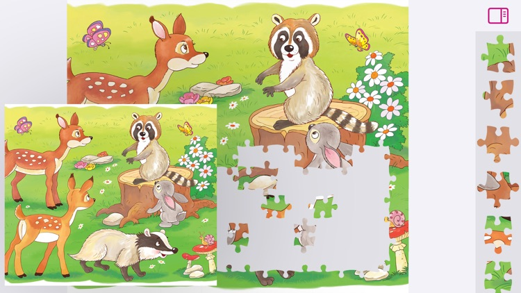 1000 Jigsaw Puzzles Cartoons