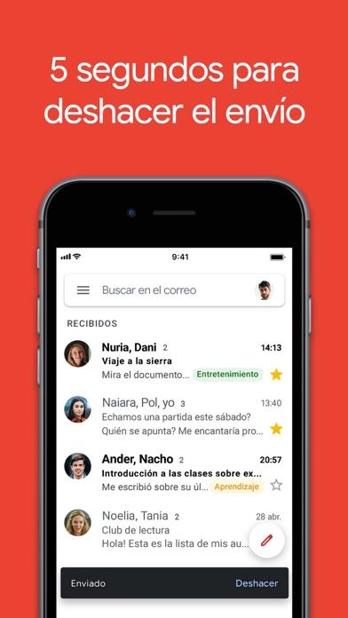Descargar Gmail - El e-mail de Google para Android