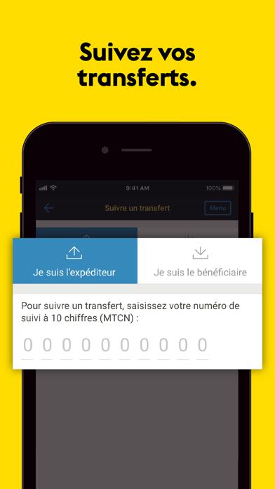 messages.download Transfert Western Union® software