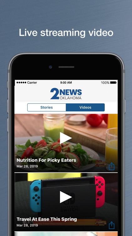 2 News Oklahoma KJRH Tulsa screenshot-4