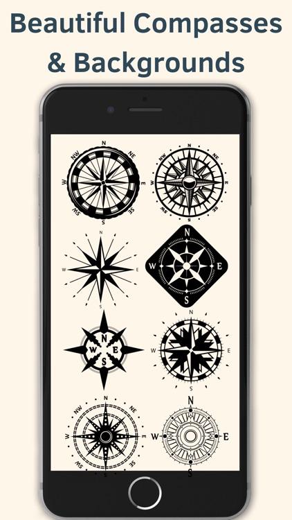Compass Ω screenshot-3