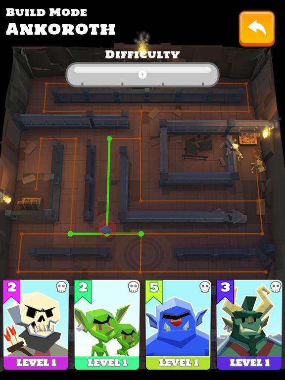 Attack My Dungeon screenshot 12