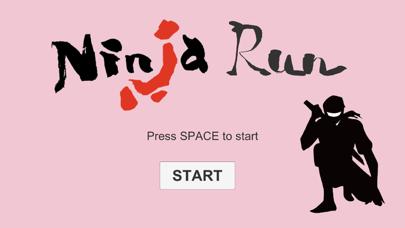 Ninja Run~NinNin~ screenshot 1