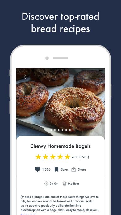 Kneady: Bread Recipes & BakingScreenshot of 2