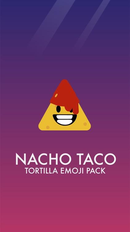 Nacho Taco Stickers