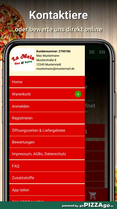 La Mela Backnang screenshot 3
