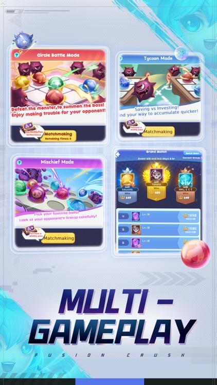 Fusion Crush: Hero Orbs screenshot-3