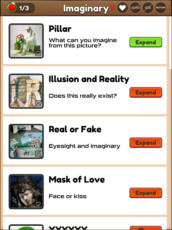 Imaginary-Pictures screenshot 6
