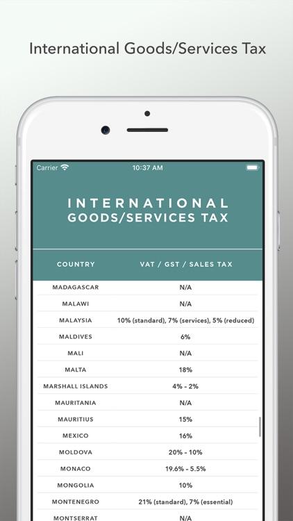 Tax Calculator 2020 LITE screenshot-3