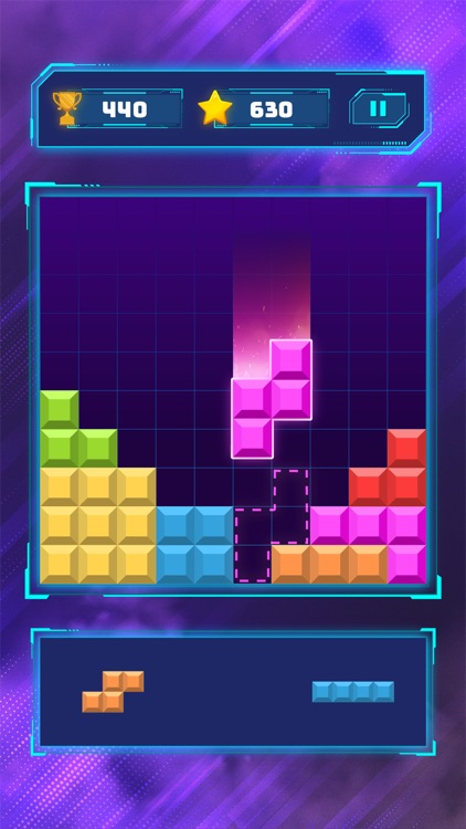 Brick Block Puzzle Classic screenshot-0
