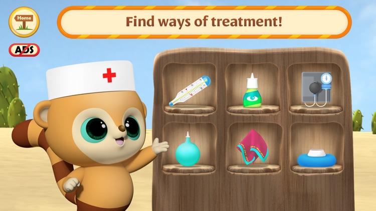 YooHoo & Friends: Doctor Games screenshot-3