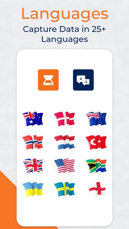 Business Card Scanner Reader screenshot-5