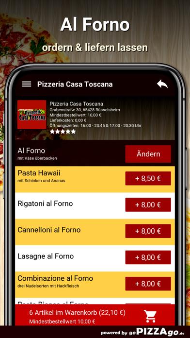 Casa Toscana Rüsselsheim screenshot 6