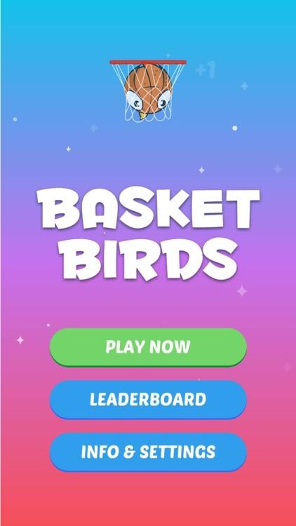 Basket Birds screenshot-0