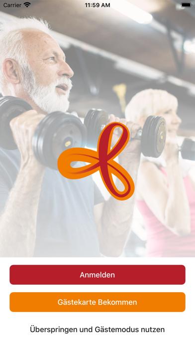 Elithera Fitness-AppScreenshot von 1