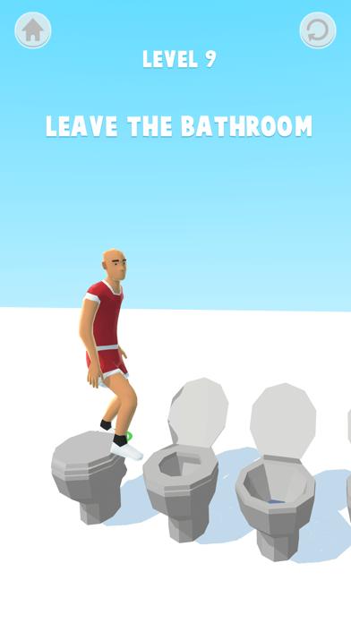 Fail Run screenshot 2