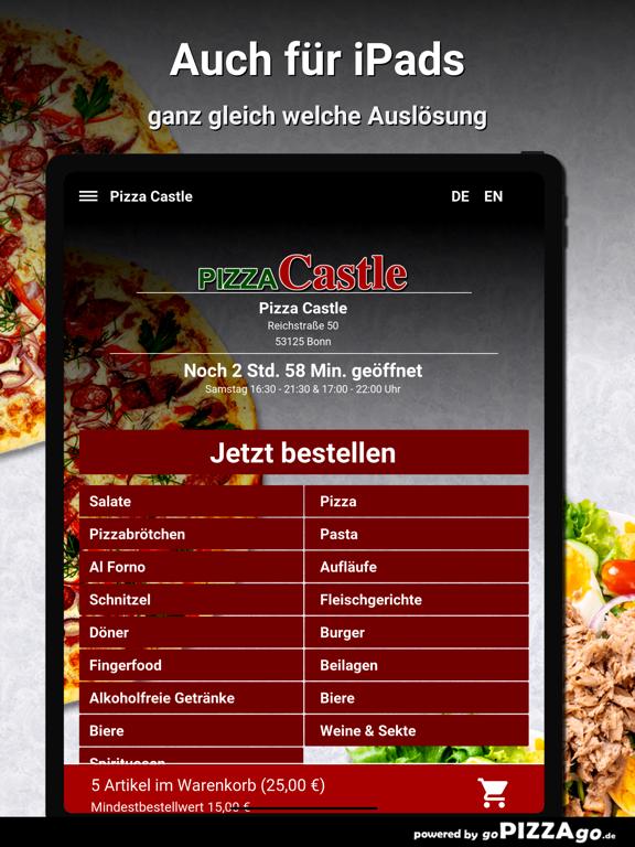 Pizza Castle Bonn screenshot 7