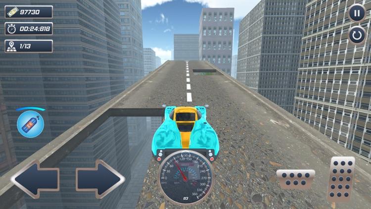 Ramp Stunt Car screenshot-7