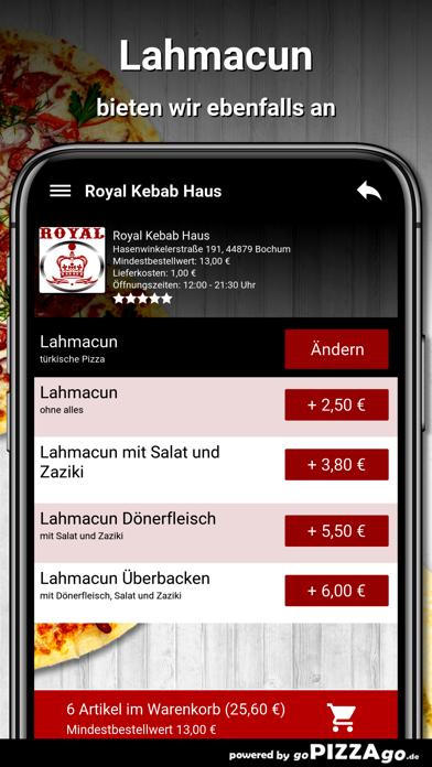 Royal Kebab Bochum screenshot 6