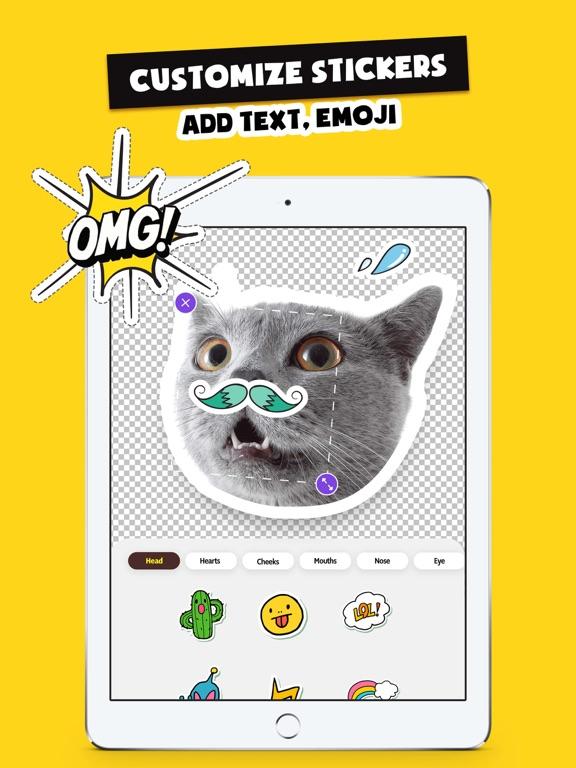 Stickers Funny of Meme & Emoji screenshot 12