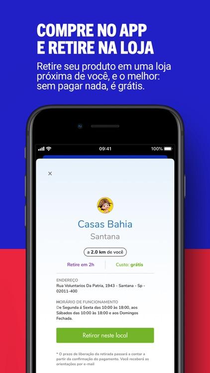 Casas Bahia - Comprar Online screenshot-4