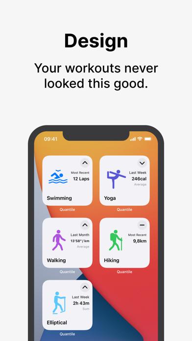 Quantile Screenshot