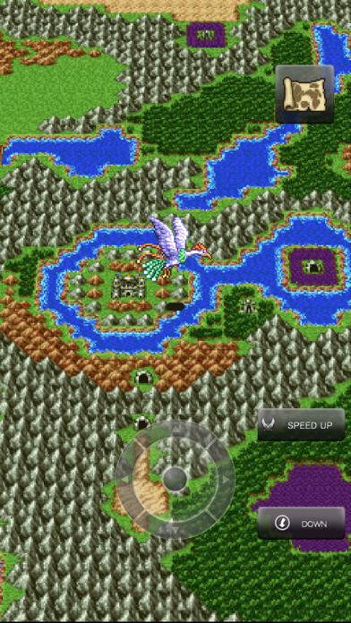 DRAGON QUEST III Screenshot