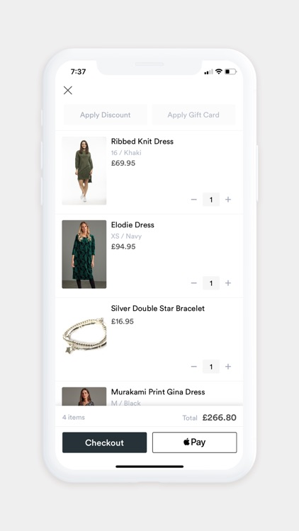 MiMi Shop screenshot-3
