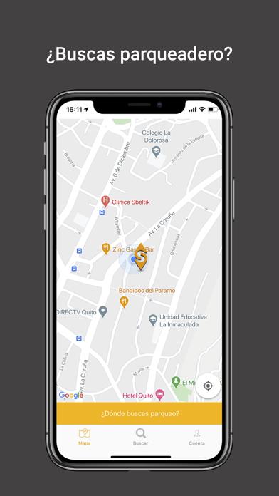 SSPOT ParkingCaptura de pantalla de1