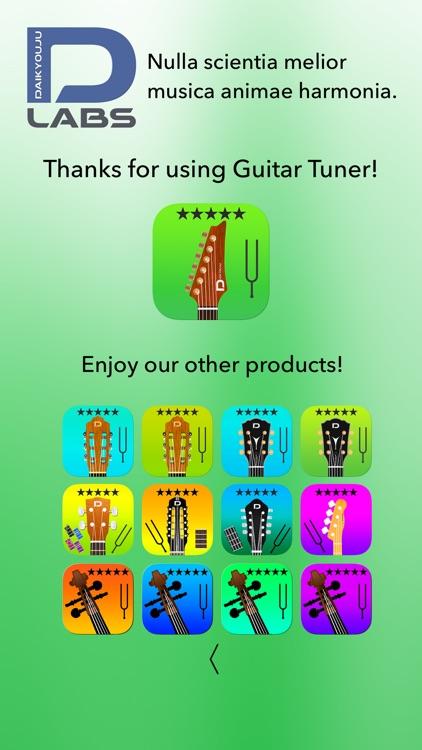 Electric Guitar Tuner Pro screenshot-9
