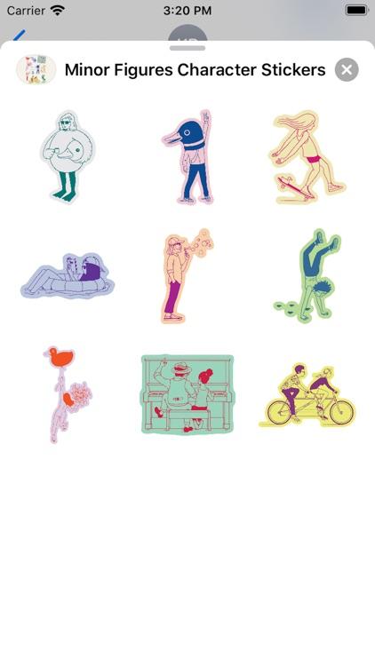 Minor Figures Character