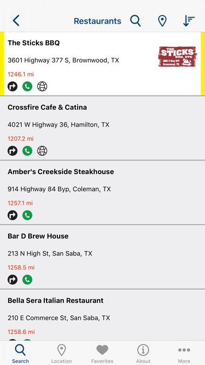 TXPages Local Business Search screenshot-3