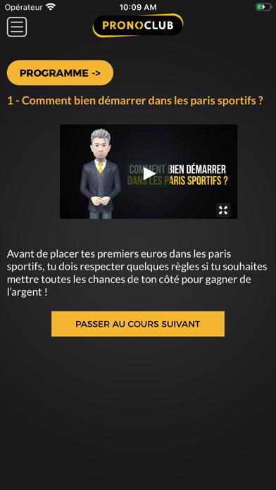 messages.download PRONOCLUB - PARIS SPORTIFS software