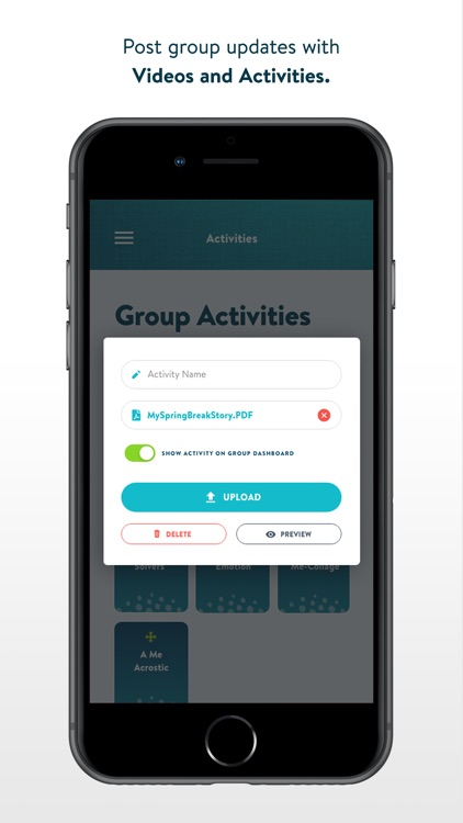 Discovery App (Leader) screenshot-4