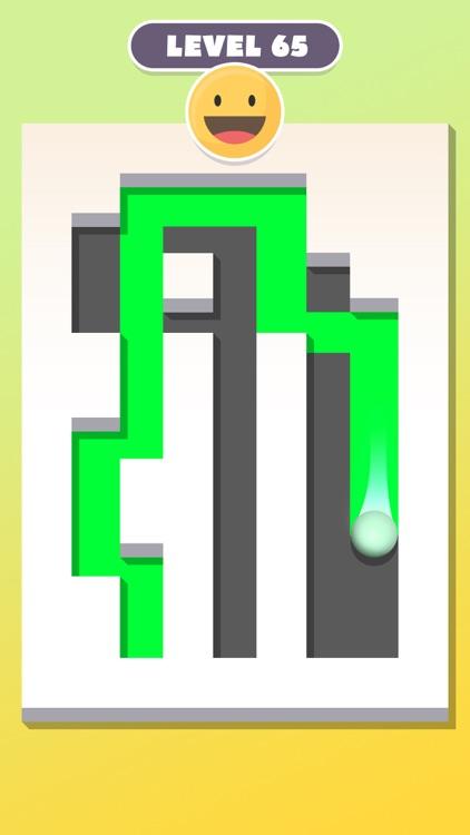 Color Splat (Roller Ball) screenshot-9