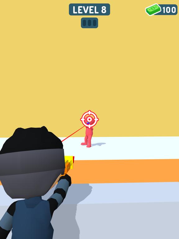 Sniper Runner screenshot 7