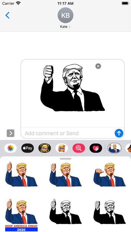Election Trump Pack screenshot-4
