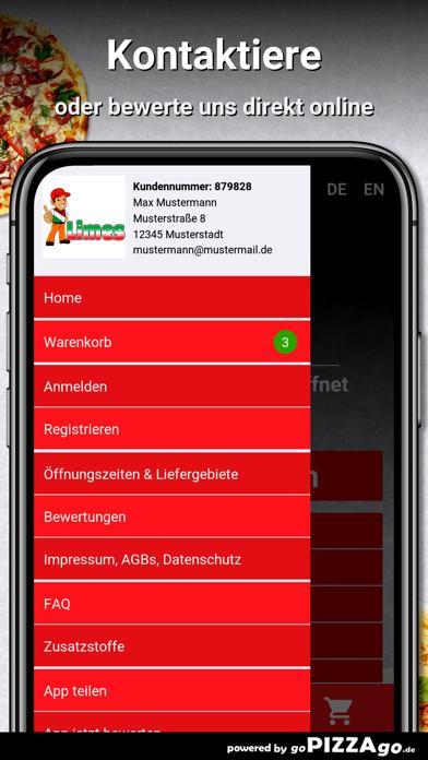 Limes Pizza 1 Stockdorf screenshot 3