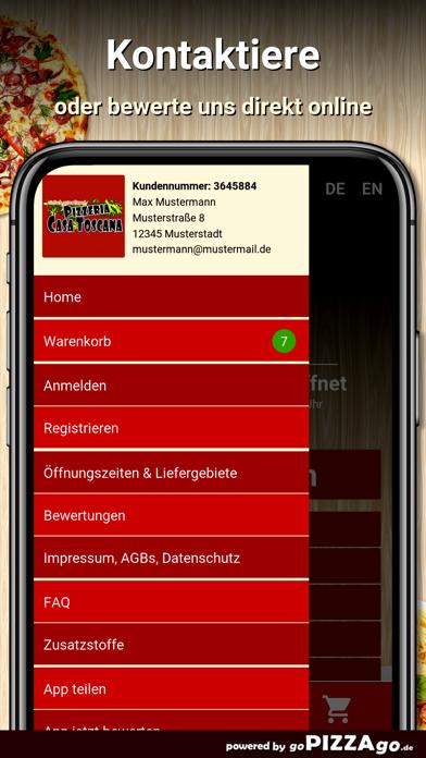 Casa Toscana Rüsselsheim screenshot 3