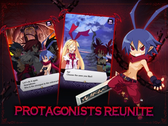 DISGAEA RPG screenshot 9