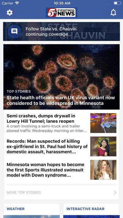 messages.download KSTP 5 Eyewitness News software
