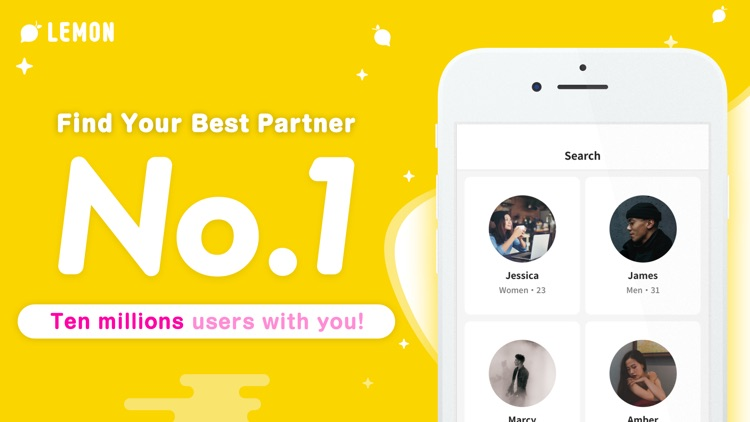 LEMON - very fun chat app
