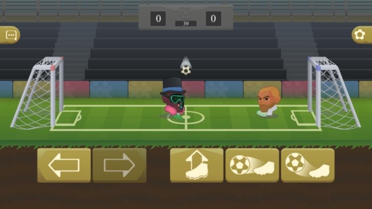 Weird Football - FootballHeads screenshot-3
