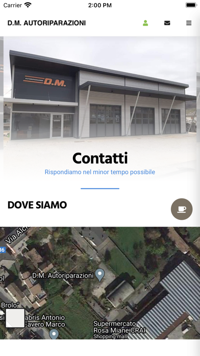 D.M. Autoriparazioni Screenshot