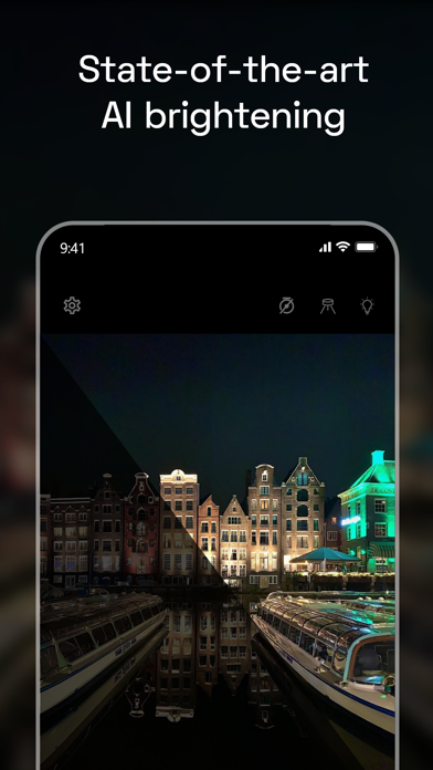 NeuralCam - Night Mode Camera Screenshots
