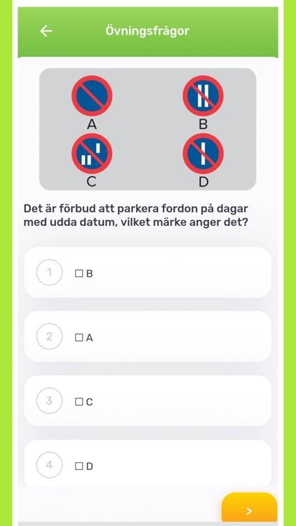 Körkortsfrågor 2021 - Körkort