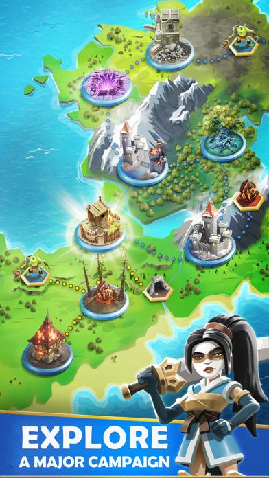 Darkfire Heroes screenshot 4